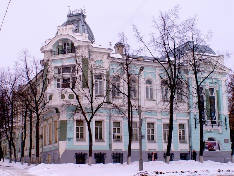 ивановский музей ситца